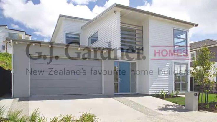 Long Bay, Auckland. G.J. Gardner Showhome Virtual Tour
