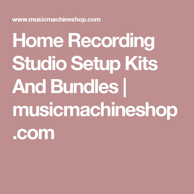 Outstanding 15 Must See Recording Studio Pins Music Studio Room Recording Largest Home Design Picture Inspirations Pitcheantrous