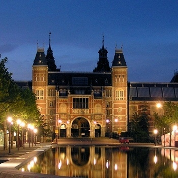 Rijksmuseum, Amsterdam, Netherlands. Collections of Rembrandt van Rijn, Vincent van Gogh and other Dutch masters that make my heart beat faster....