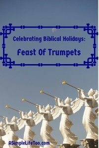 Have you heard of the Feast of Trumpets and want to know more? Would you like to know how other's celebrate and why? Would you like to study it more in your home or homeschool? Then visit this post - it includes a link-up party with many posts (which means lots of learning opportunity)! #FeastOfTrumpets #BiblicalHolidays