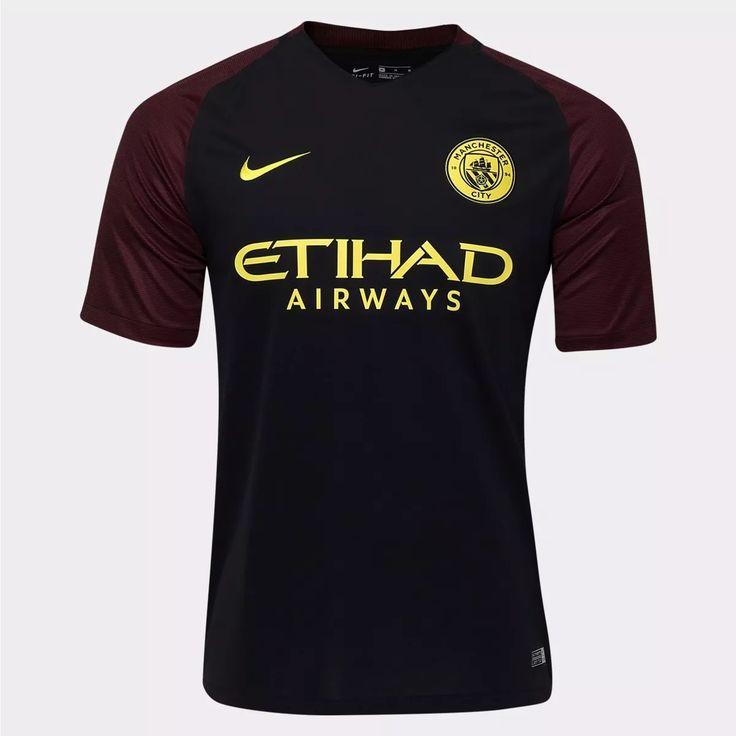 camisa nike manchester city home 2016/2017 original e.sports