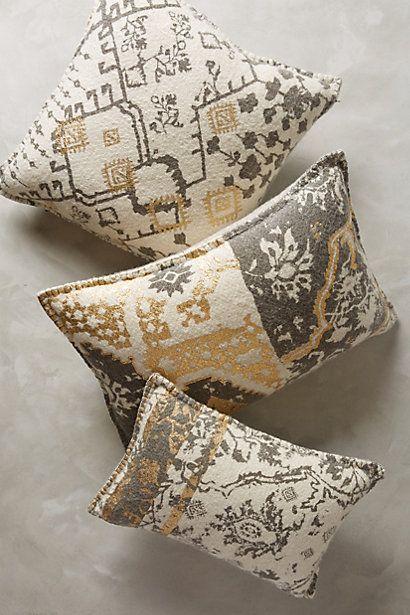 Copacati Throw Pillow #anthropologie