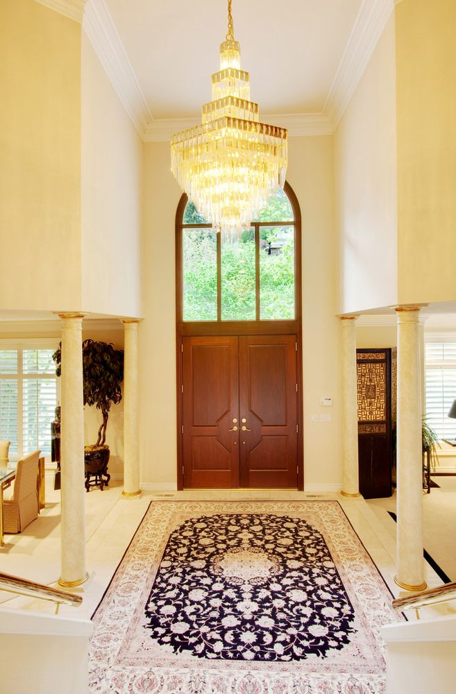 Need some entry hall design inspiration? Check out this beautiful collection of 100's entrance hall designs and ideas (in pictures).
