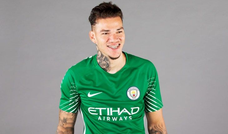 Man City complete move for Ederson http://abdulkuku.blogspot.co.uk/2017/06/man-city-complete-move-for-ederson.html