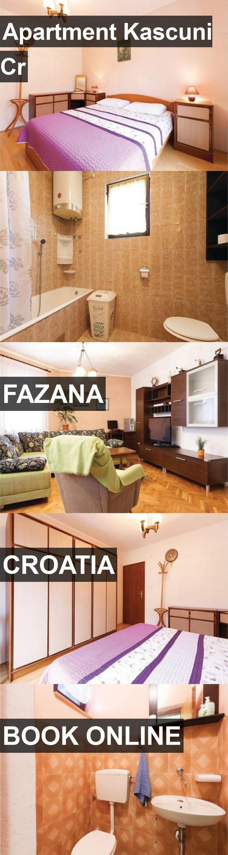 Hotel Apartment Kascuni Cr in Fazana, Croatia. For more information, photos, reviews and best prices please follow the link. #Croatia #Fazana #ApartmentKascuniCr #hotel #travel #vacation