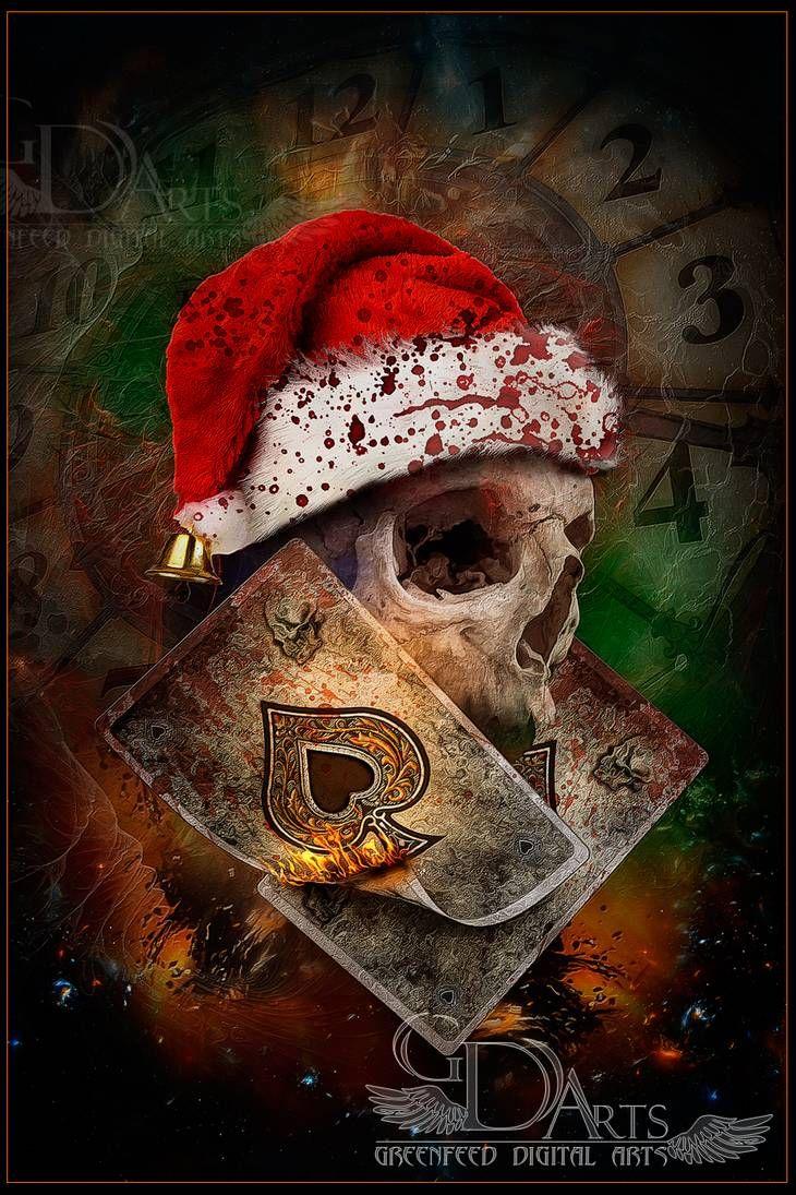 Bad Santas Game By Greenfeed On Deviantart Artist Digital Artist Art