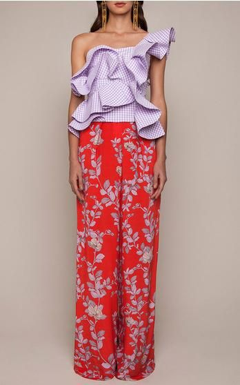 Johanna Ortiz Resort 2016 Look 24 on Moda Operandi