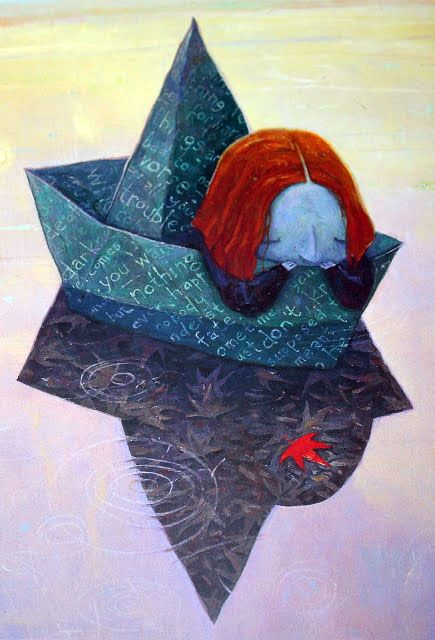 GoldFish Lobotomy: The Red Tree by Shaun Tan