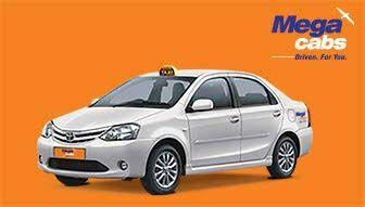 Get 20% Cashback on Mega Cabs. Click
