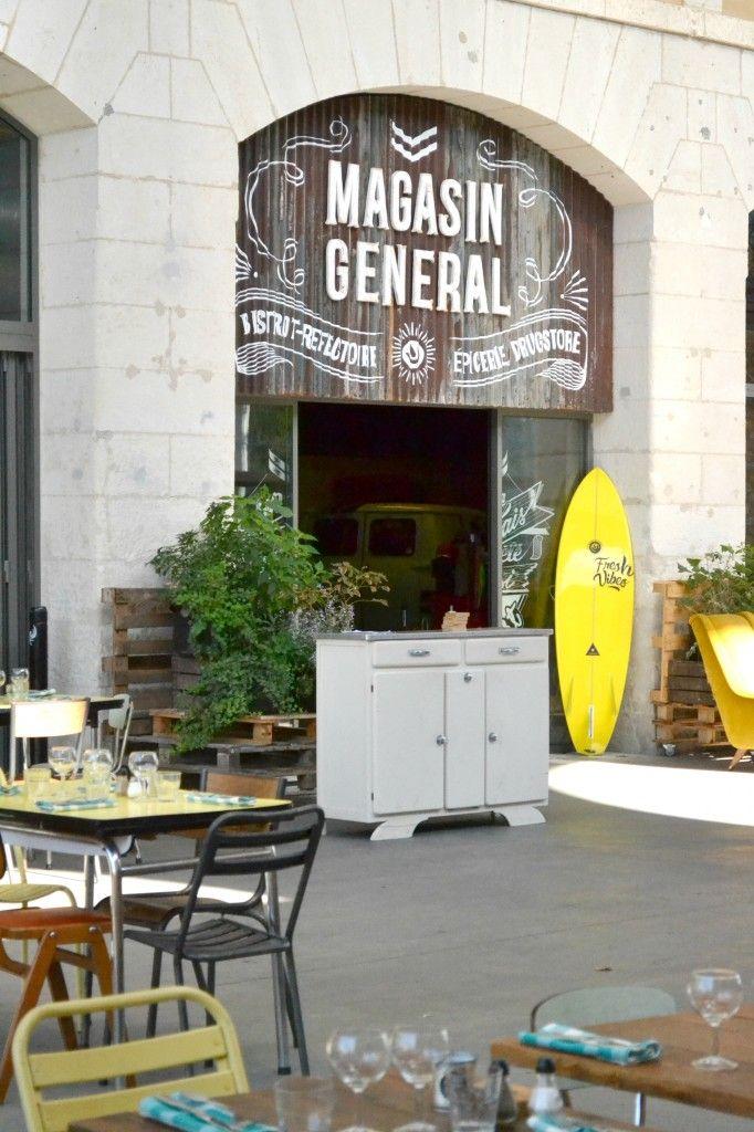 Mes adresses à Bordeaux: Le Magasin Général à Darwin