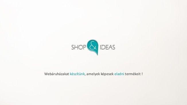 Shopideas.eu - E-kereskedelmi Megoldások Online Vállalkozásoknak http://www.slideshare.net/ZsoltPasztor/shopideaseu-ekereskedelmi-megoldsok-online-vllalkozsokank
