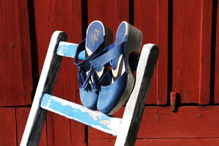 Träskor från Calou - Inspiration -skor