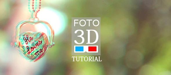 Tutorial Photoshop: Creare una foto in 3D