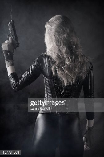 female assassin photography - Google Search
