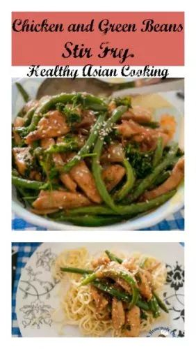 The 25 best chicken and green beans stir fry recipe ideas on chicken and green beans stir fry healthy asian cooking is a perfect weekday one pot forumfinder Gallery