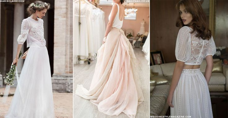 For a conventional bridal look with a contemporary twist there's a new look that offers modern brides the chance to changes things up a little without breaking from tradition.