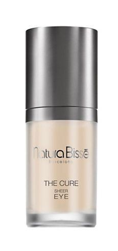 Tinted Eye Cream This cream by Natura Bisse promises to help reverse dark circles and keep the skin around your eyes drenched in moisture all day, while battling crow's feet and puffiness.