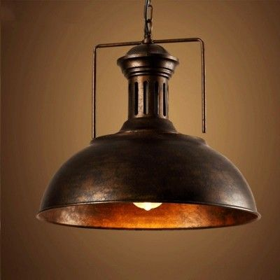 vintage industrial nautical barn pendant light mklot wide pendant lamp with rustic domebowl shape mounted fixture ceiling light chandelier in copper with