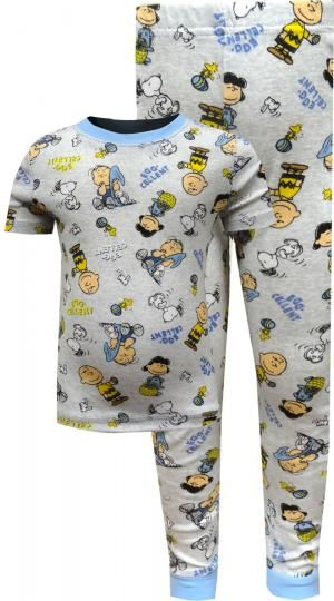 Peanuts Snoopy Easter Beagle Toddler Boys Pajama