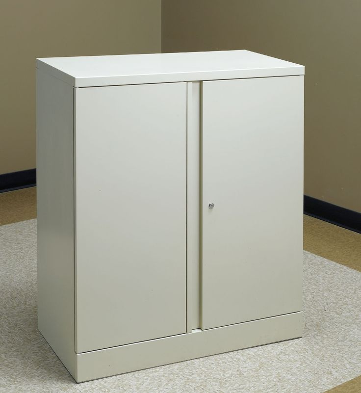 Metal Office Storage Cabinets With Doors