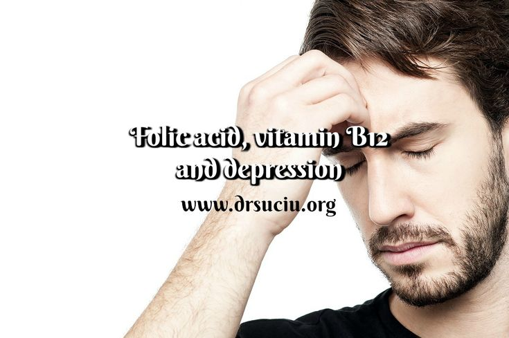 Picture drsuciu - folate - vitamin B12 - depression