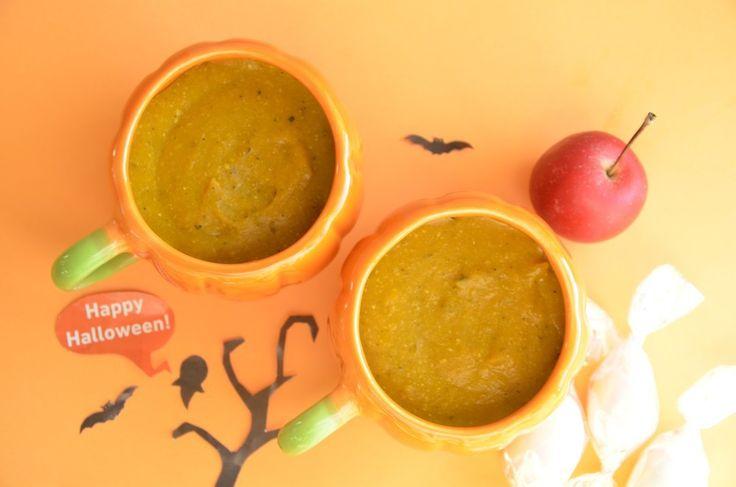 ◎マクロビ◎かぼちゃのプリン    体にとっても優しいぷりん。葛粉で作るのですぐに出来ちゃいます♪離乳食にも◎
