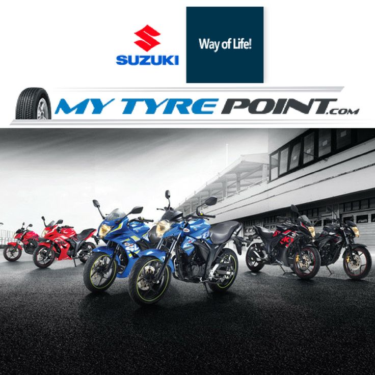 #Branded #Tyres for #Suzuki #Scooter & #Bikes Available Online With Best Offers.  #Mytyrepoint offers wide range of #Two #wheelers tyres at very best prices with amazing deals.For more info Call us at: 8700565256 now or Visit:- https://www.mytyrepoint.com/motorcycle-brand/suzuki #SUZUKITyresOnline #Motorcycletyresonline #BuySUZUKITyresOnline