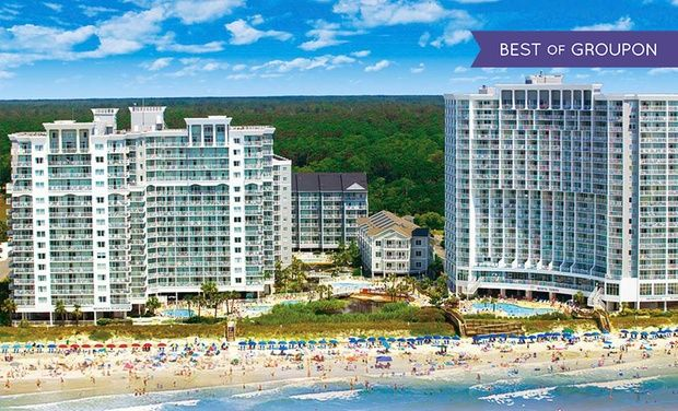 Sea Watch Resort - Myrtle Beach, SC: Stay at Sea Watch Resort in Myrtle Beach, SC, with Dates into June