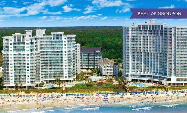 Sea Watch Resort - Myrtle Beach, SC: Stay at Sea Watch Resort in Myrtle Beach, SC, with Dates into June