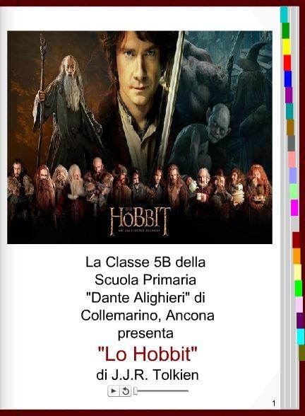 Lo Hobbit: dal laboratorio di lettura all'ebook Didapages