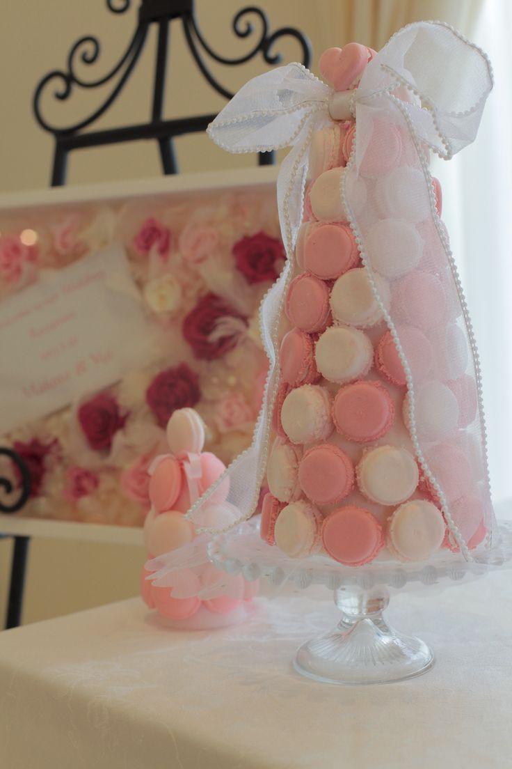 ウェディング/手作りマカロンタワー... ファッション誌MOREの公式サイト「DAILY MORE(デイリー モア)」 HAPPY PLUS(ハピプラ)