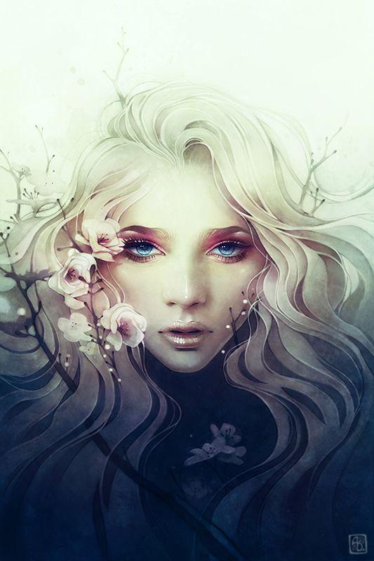 lohrien: IllustrationsbyAnna Dittmann... - Deliciously Indecent Art
