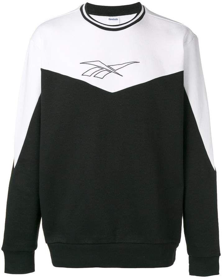 Hajotrawa Mens Crew Neck Active Stitching Casual Long-Sleeve T-Shirt Top