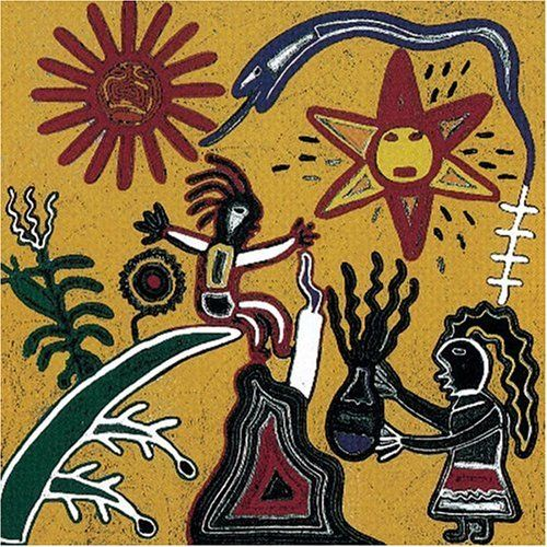 Midnight Oil - Earth and Sun and Moon album cover