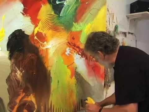 Jonas Gerard - Asheville Painter; Zelf acrylschilderen? http://schilderenmetacrylverf.net/