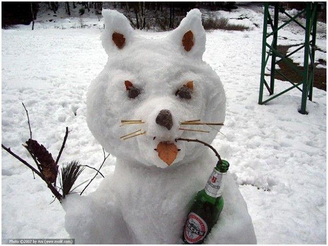 Bildergebnis für very witty snowman