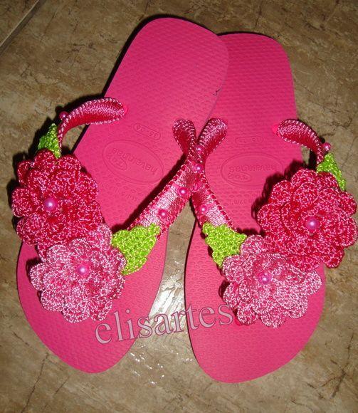 chinelo pink