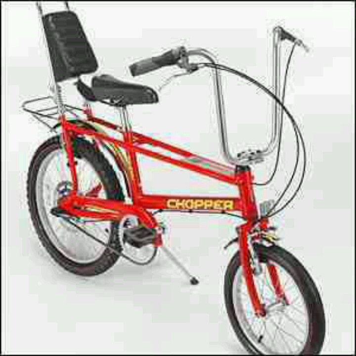 Pin by Ray Stafford on RALEIGH CHOPPER BICYCLE   Pinterest