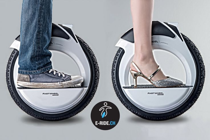 Fastwheel Ring Electric Unicycle Of The Future New