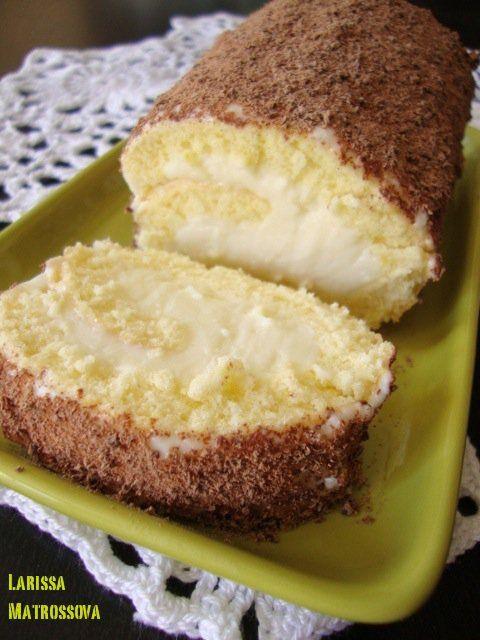 """Торт """"Смуглянка"""" - кулинарный рецепт"""