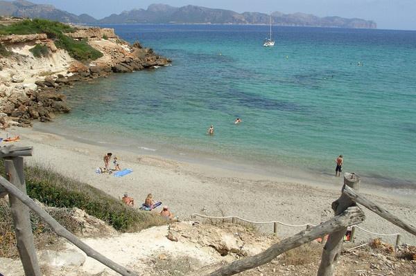 Formentor Beach, Puerto Pollensa, Majorca