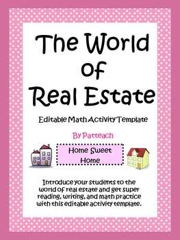 real estate math problems Real estate math express is a concise, easy-to-study test preparation guide to help real estate students improve their real estate math scores to pass the state licensing test the primary feature of real estate math express is that it contains all necessary formulas and practice questions in 70+ pages.