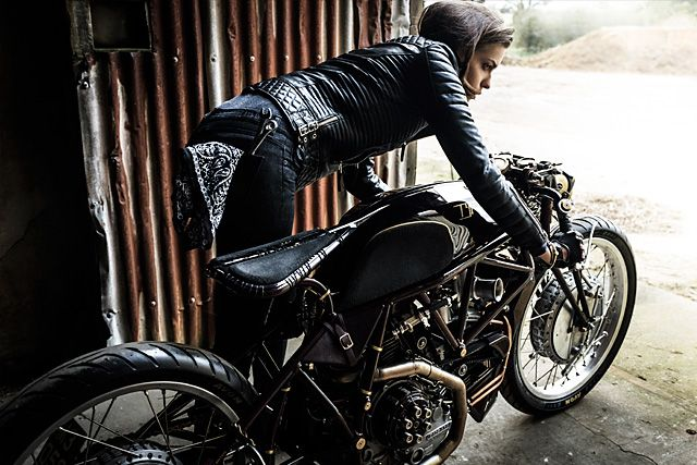 Ducati 900SS 'Typhoon' – Old Empire Motorcycles     Pipeburn.com