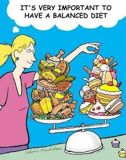 Una dieta equilibrada
