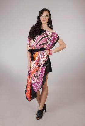 Wyjątkowa sukienka Mariposa LA BELLEZA - Damskie.net