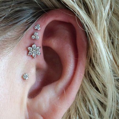 forward helix piercing smycke