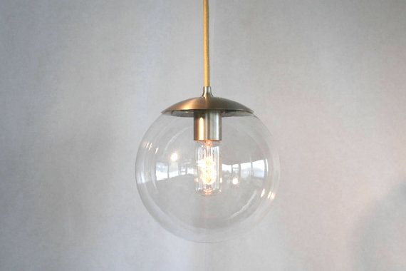 156 best images about light fixtures on pinterest for Mid century modern globe pendant light