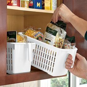 Storage Basket with Handle @ Fresh Finds