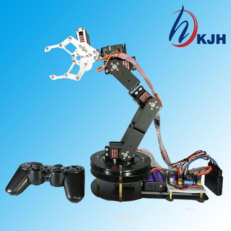 14 best Robotic Arm images on Pinterest | Robot arm, Robotic science ...