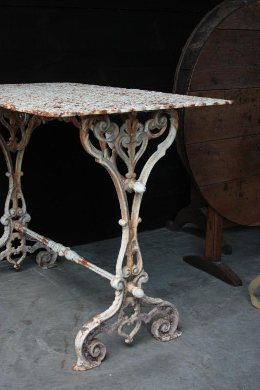 19 TH CENTURY CAST IRON GARDEN TABLE Items by category - ANTIQUES &  DECORATIVE | brocante | Pinterest | Iron, Gardens and Shabby - 19 TH CENTURY CAST IRON GARDEN TABLE Items By Category - ANTIQUES
